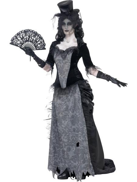 Dámský kostým Vdova z města duchů - Ptákoviny-eshop.biz 374cb13f691